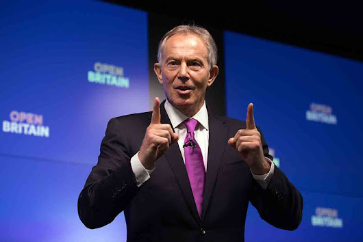 48 questions from Tony Blair's speech that the Brextremists can't or won't answer
