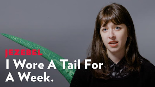 Eat, Pray, Tail: I Wore a Tail for 1 Week and Learned Nothing