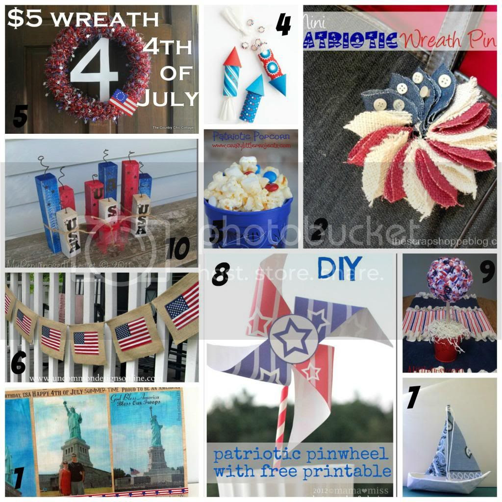 www.myveryeducatedmother.com #FlagDay #4thofJuly #Americana #redwhiteandblue #recipes #crafts