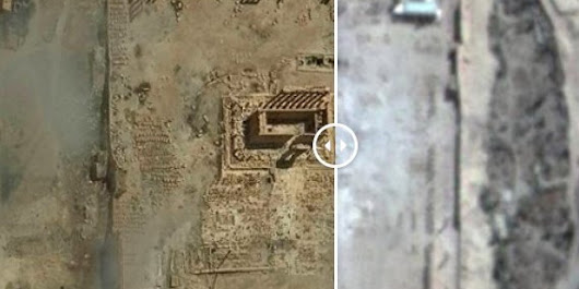 Devastating Palmyra Image Confirms Isis Will Stop At Nothing To Annihilate World History