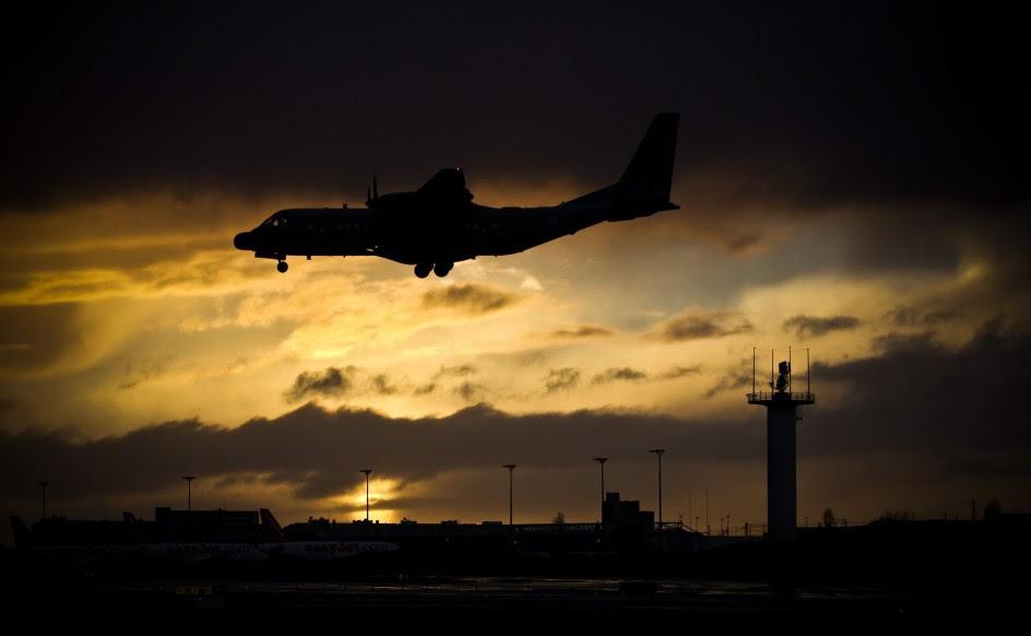 Huelga de controladores aéreos