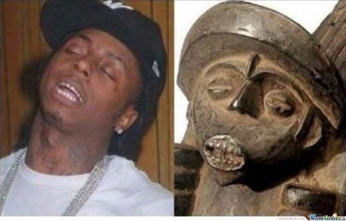 I can think of a couple of rappers who should be sacrificed to the Mayan gods. Just being facetious.