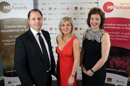 Entries Open for Leading Wales HR Awards