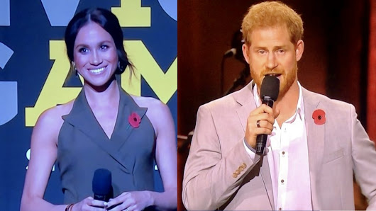 Prince Harry and Wife Meghan Close Invictus Games 2018 - bye, bye Sydney | YNUKtv