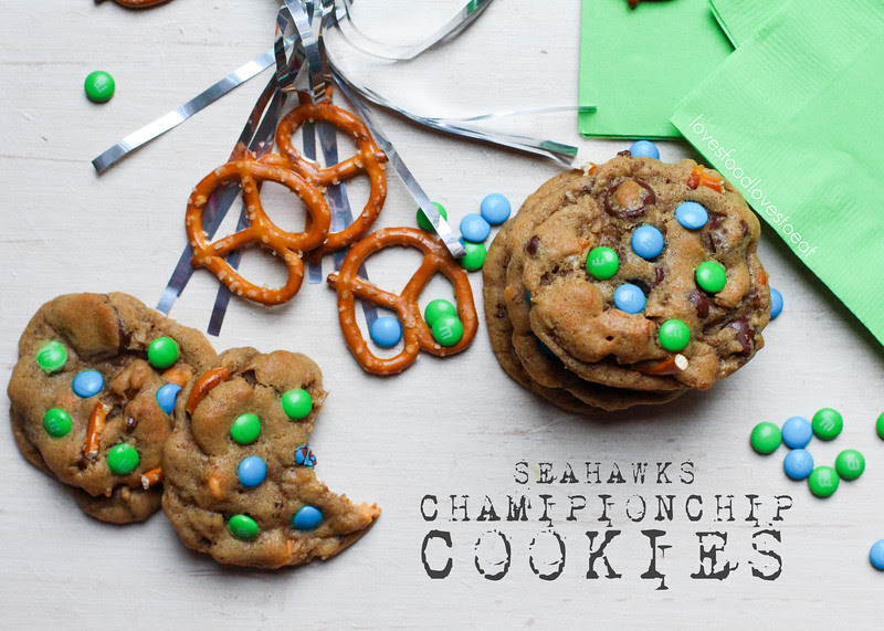 BEASTMODE ChampionChip Cookies // Loves Food, Loves to Eat