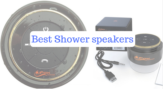 Best Shower Speakers to Buy in June 2017