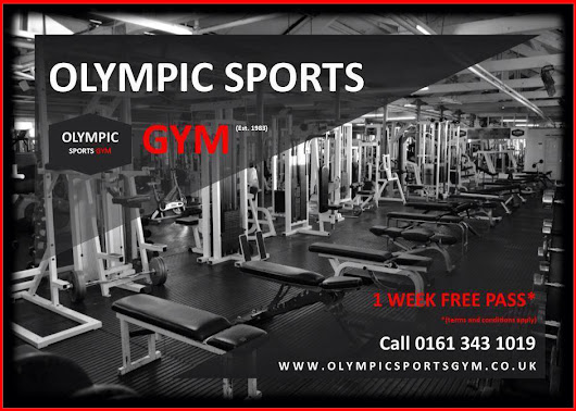 Home | Olympic Sports Gym