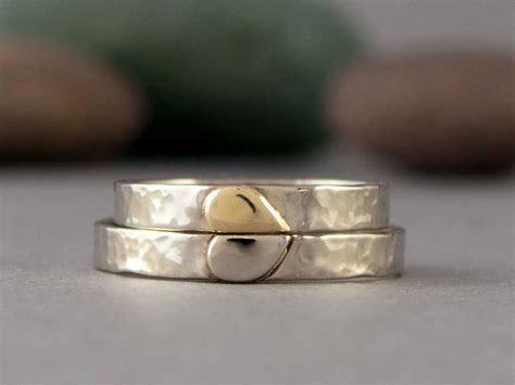 Homemade Wedding Rings
