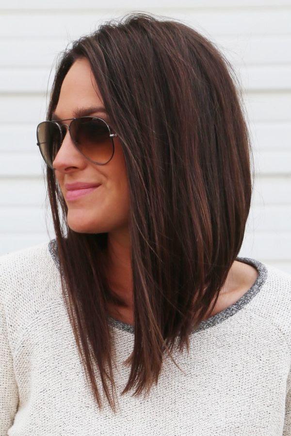 90 Imagenes Corte De Cabello Para Mujer Corto Atras Largo Adelante Free Descargar Peinados