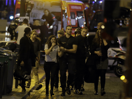 Fatalities Reported in Shootout, Explosions in Paris Restaurant