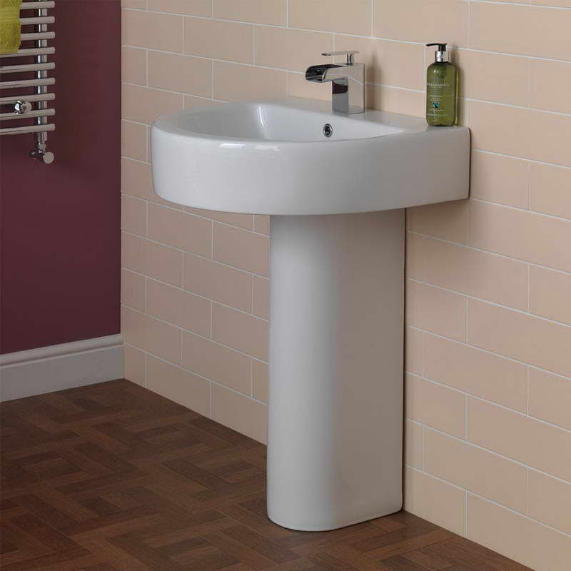 small bathroom pedestal sink - Everything You Need To Know ...