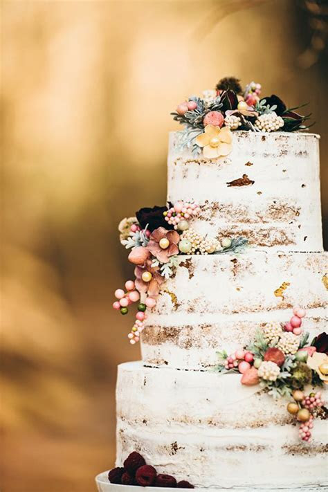 Naked Wedding Cakes  Rustic, Beautiful, Creative or Unique?