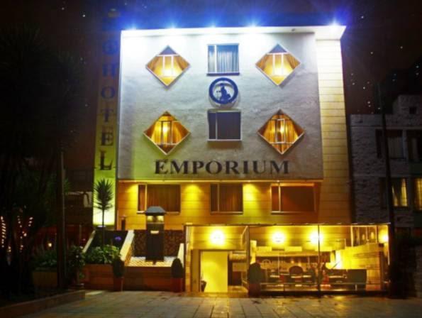 Hotel Emporium Reviews