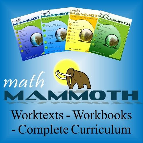 Math Mammoth Light Blue Series Level 7: A TOS Review Crew Review