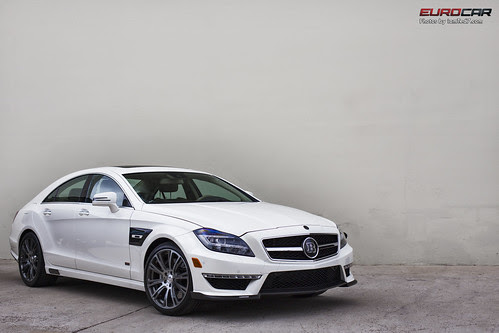 Mercedes-Benz CLS B63 BRABUS by I am Ted7
