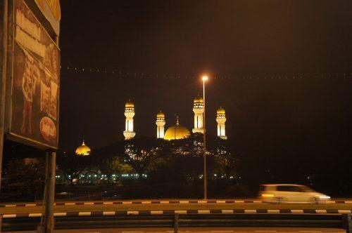 ホテル近所にあるモスク