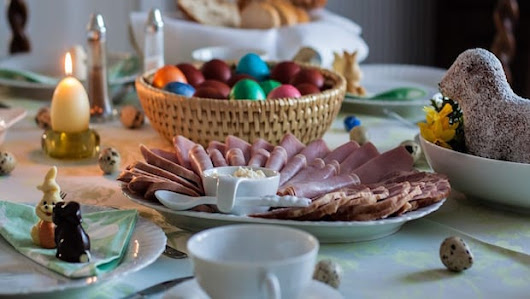 Ham it Up! The Ultimate Guide to Easter Eating