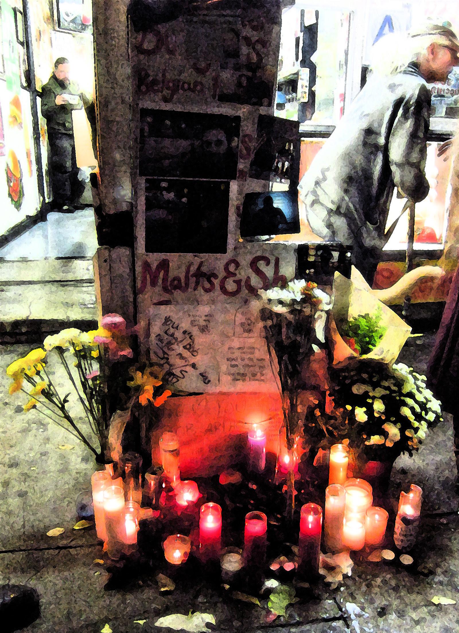 Memorial for Bob Arihood
