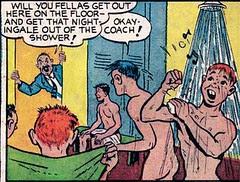 Archie Nude Shower Scene