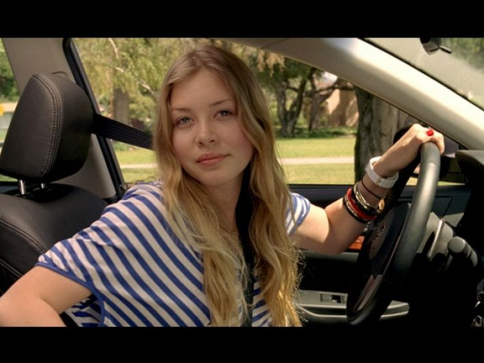 who is the girl in the subaru commercial 1
