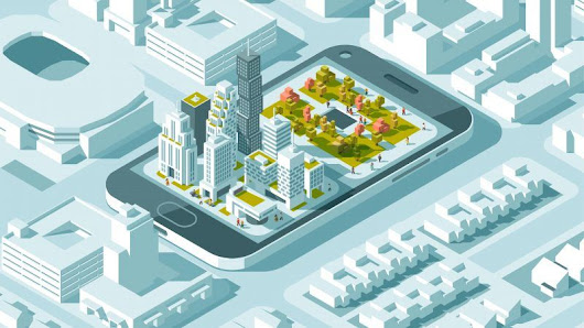 From transport to street lighting: The emergence of smart city platforms