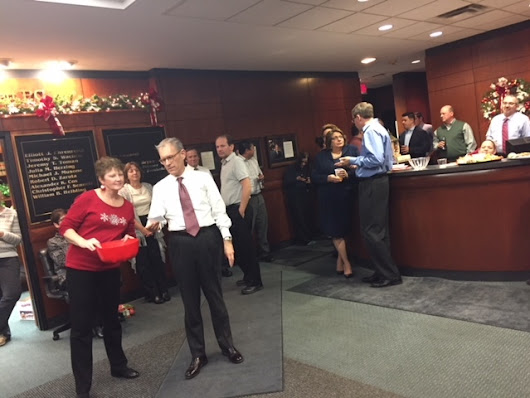Giving Back: Knox Law Shares the Holiday Spirit | Knox McLaughlin Gornall & Sennett, P.C.