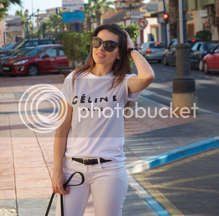Celine Paris Tshirt