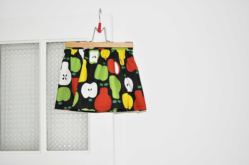 Fruit skirt 2