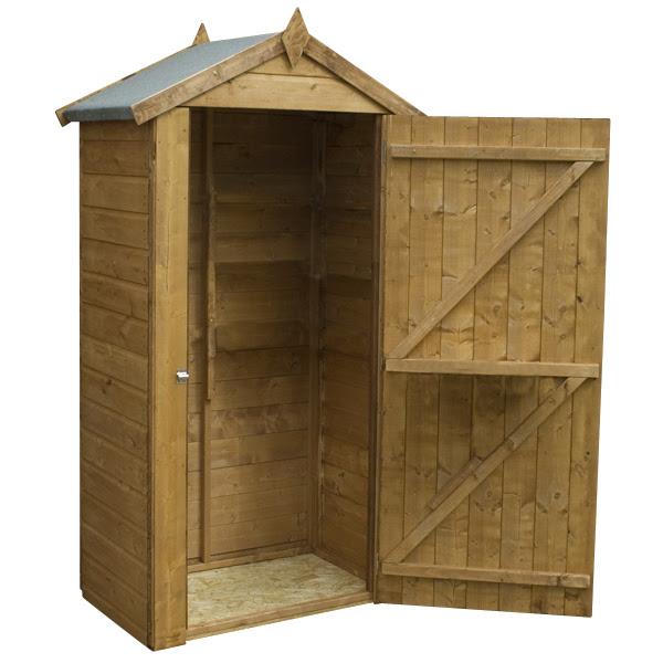 Log Storage Sheds
