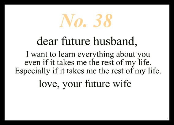 Quotes About Your Future Husband 22 Quotes