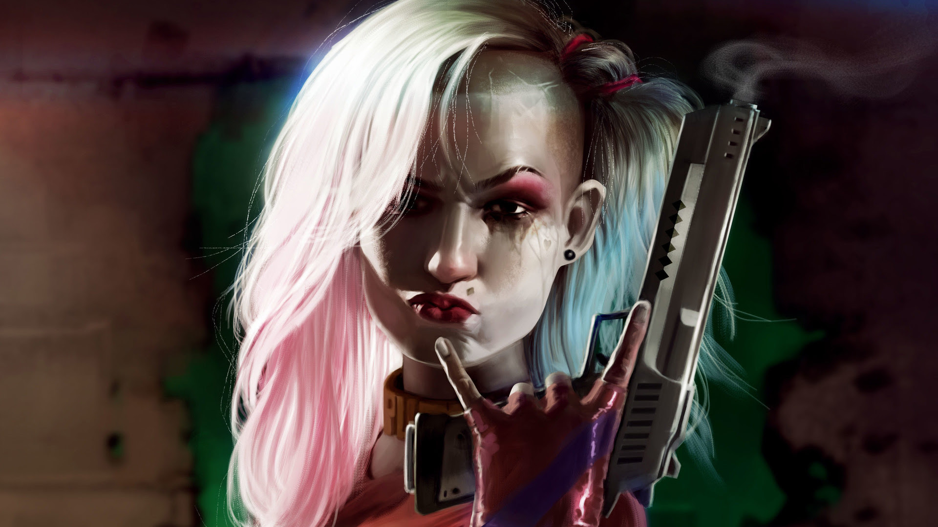 Cool Harley Quinn Wallpapers