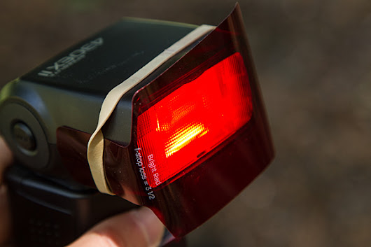 Spice-Up Your Outdoor Photos with Wireless Off-camera Flash and Gels