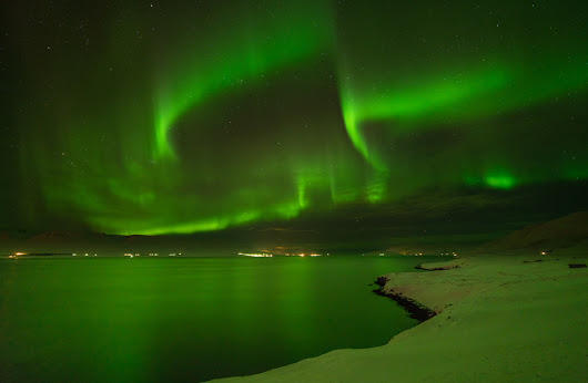 Northern Lights :: Akureyri, Iceland :: How to Photograph Northern Lights