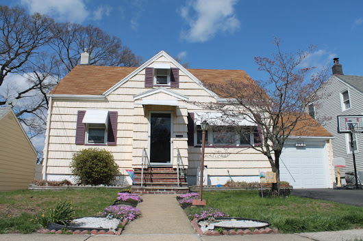 Charming 4 Bedroom Cape Cod Home For Sale in Union, NJ - GREAT VALUE!!