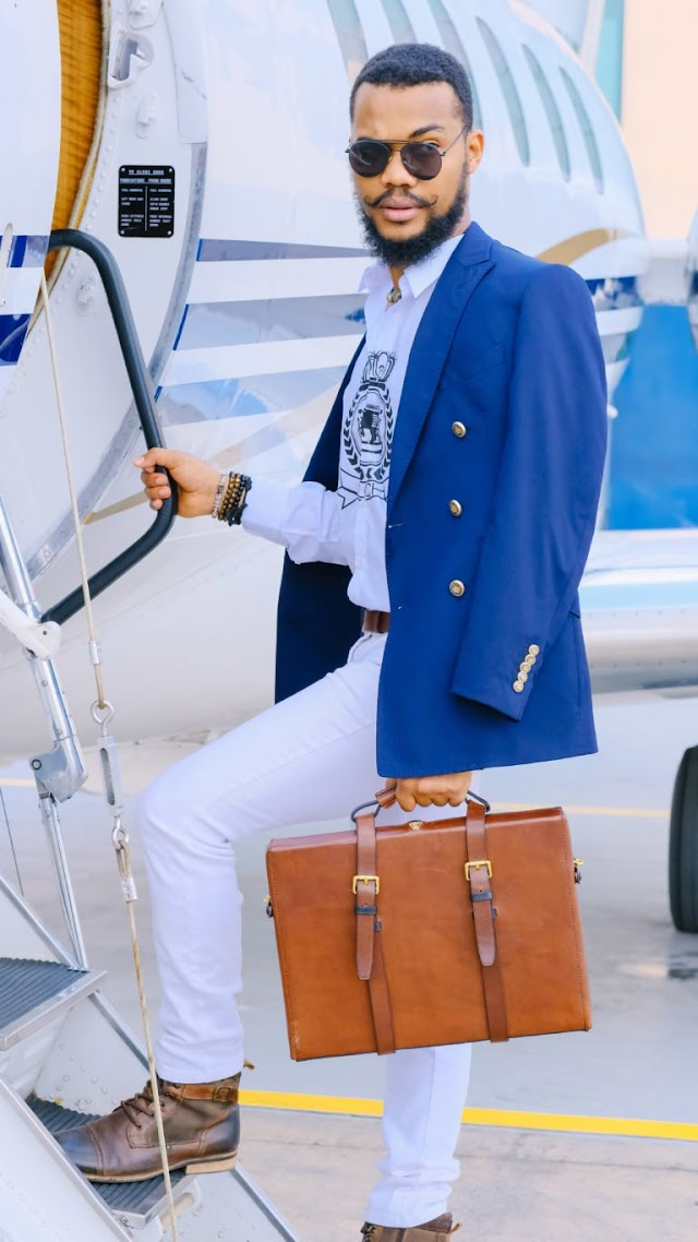 #BBNaija's Joe Abdallah now has a New Side Hustle