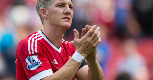 Bastian Schweinsteiger Maintains His Drive After Banishment From Manchester United