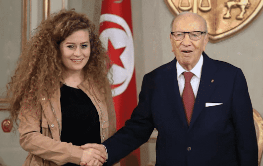 Ahed Tamimi Wakes Up From Nightmare Where She Was in an Arab Jail | Israellycool