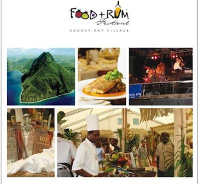 St.Lucia Food & Rum Festival
