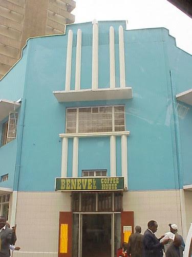 Beneve Coffee House, Nairobi