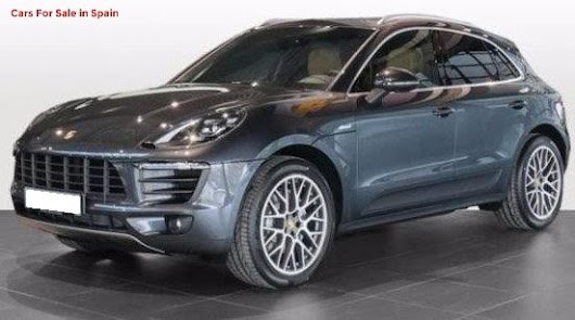 NEW 2018 Porsche Macan S diesel automatic 4x4 SUV - Cars for sale in Spain