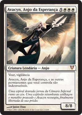 Avacyn, Anjo da Esperança