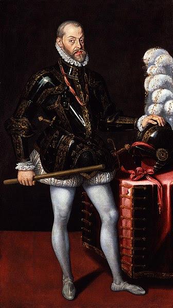 File:Philip II, King of Spain from NPG.jpg