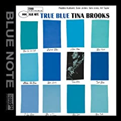 Tina Brooks True Blue cover