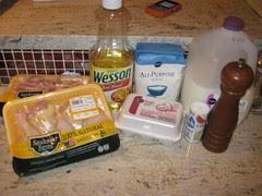 Pollo a lo Miami ingredients