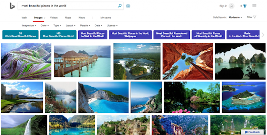 5 things that Bing does better than Google | Search Engine Watch