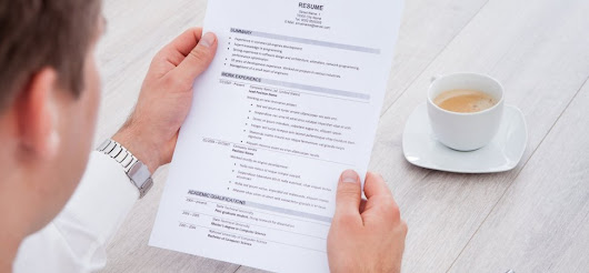 Why Having the Perfect Resume Doesn't Really Matter