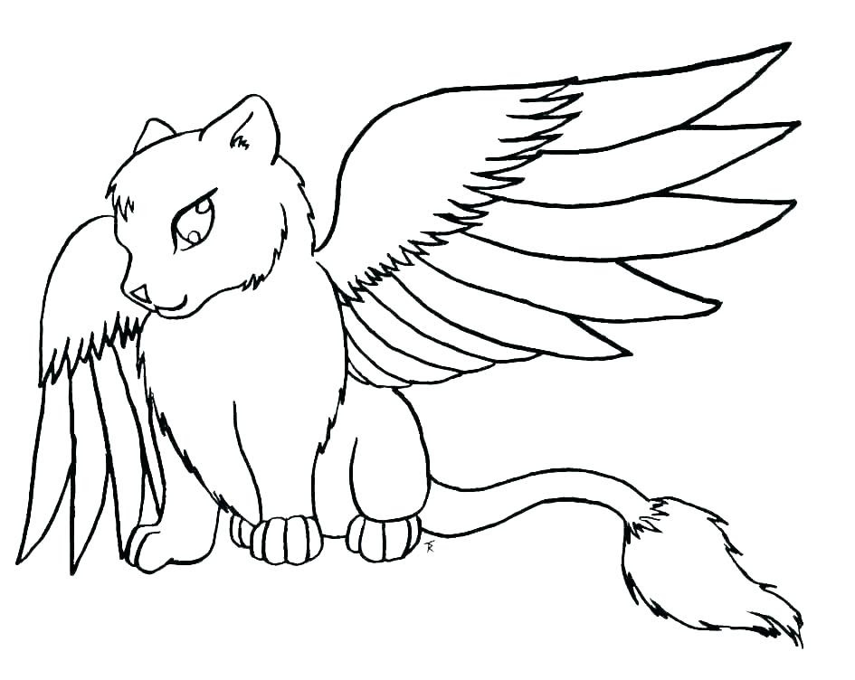 - Baby Kittens Coloring Pages Zona Ilmu 2