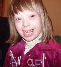 Meghan 7 years old