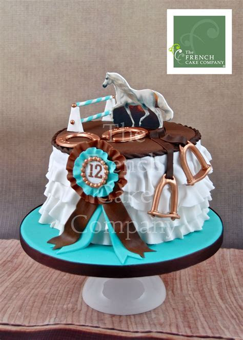 Birthday Cake Horse Riding   Sport Gateau D'anniversaire
