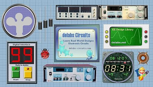 delabs circuits - Electronic Instrumentation Schematic